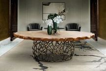 Oval Dining Table Ideas / Best Oval Dining Table Ideas | Projects and pieces by Philippe Starck, Marcel Wanders, Jean-Louis Deniot, Martin Brudnizki, Kelly Wearstler, David Collins, Jacques Grange, Peter Marino, Alberto Pinto, Christian Liaigre and other great names and brands.