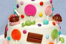 Pink Girls {Love} us some Sugar / Yummy, sweet desserts