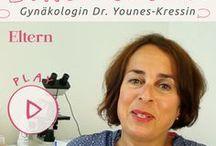Sprechstunde: Gynäkologie / Ab wann kann man eine Schwangerschaft sicher testen? Worauf müssen Zwillings-Mamas achten und welche Lebensmittel sollten Schwangere lieber meiden? Fragen, die Dir am besten unsere Gynäkologin Dr. Heidi Younes-Kressin beantwortet. Sie hat in Hamburg und in den USA Medizin studiert und ist seit 2002 Fachärztin für Gynäkologie und Geburtshilfe in Hamburg.