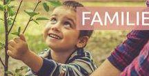 Familie // Sprüche // Tipps // Rituale / Liebe, Zusammenhalt und eine große Portion Spaß: Wir haben schöne Familien-Rituale, praktische To-do-Listen und Reise-Tipps für euch zusammengestellt.