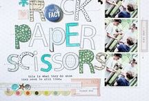 Scrapbooking / by Hanna Long