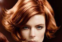 Kapsels en haarkleuren voor vrouwen. / Dameskapsels en haarkleuren.