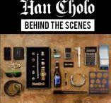 Behind the Scenes / Behind the Scenes #bts #hancholo