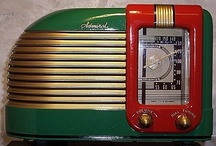 Vintage Electronics / by Kristin Leedy Kessler