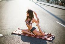 Yoga / by Delphine P