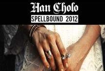 Spellbound - LookBook 2012 / Womens Fashion/Jewelry Lookbook Han Cholo #jewelry #hancholo #uniquejewelry #hancholodesigns #womensaccessories #womensjewelry