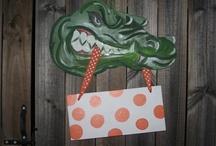 Go Gators!! / by Tiara Kirkland