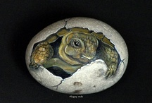 Rock Painting / by Ri St