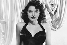 Ava Gardner / Ava Lavinia Gardner (December 24, 1922 – January 25, 1990) was an American actress. She is listed 25th among the American Film Institute's Greatest Female Stars / by Kristin Leedy Kessler