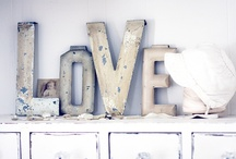 Vintage Love / by Hanna Long
