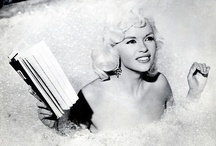 Jayne Mansfield / Jayne Mansfield (born Vera Jayne Palmer; April 19, 1933 – June 29, 1967) was an American actress in film, theatre, and television, a nightclub entertainer, a singer, and one of the early Playboy Playmates. / by Kristin Leedy Kessler