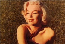Marilyn Monroe (Color Photos #1) / This board became too full....there are now TWO Marilyn Monroe Color Photo boards. / by Kristin Leedy Kessler