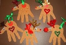 Christmas for School / by Trisha 'Jones' Desmarais