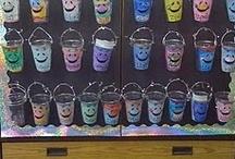 Bucket Filling for school / by Trisha 'Jones' Desmarais