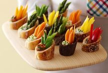 Food : Appetizers & snacks