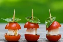 Appetizers / by Trisha 'Jones' Desmarais