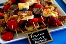 Breakfast/Brunch / by Trisha 'Jones' Desmarais