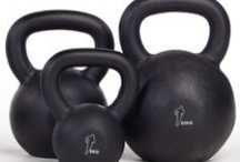 Outfitting the Home Gym / by Jacki Hayes