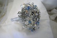 Jewelled bouquets