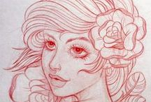 Tattoos / by Ashley McDonnell