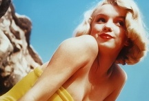 Marilyn Monroe (Color Photos #2) / by Kristin Leedy Kessler