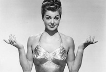 Esther Williams / Esther Jane Williams (August 8, 1921 – June 6, 2013) was an American competitive swimmer and Metro-Goldwyn-Mayer movie actress. / by Kristin Leedy Kessler
