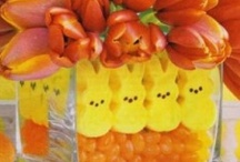 Everything Easter....... / by Lori Rykhus