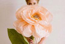 DIY : Paper flowers