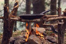 Camping : Food