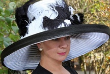 Vintage and Designer Hats You'll Love / by Marie Rose