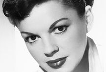 Judy Garland / Judy Garland (born Frances Ethel Gumm; June 10, 1922 – June 22, 1969) was an American actress, singer and vaudevillian.  She married five times, with her first four marriages ending in divorce. She also had a long battle with drugs and alcohol, which ultimately led to her death at the age of 47. / by Kristin Leedy Kessler