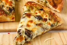 Food : Bread & Pizza