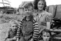 The Dirty 30's: The Great Depression, The Dust Bowl and more... / by Kristin Leedy Kessler