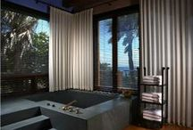 Interior Escapes / Bringing outdoor living in: verandas, sun rooms and secret hideaways. / by Smith & Noble