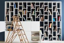 Smart Storage / Unique storage ideas for serene spaces. / by Smith & Noble