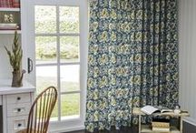 Curtains & Drapery / by Smith & Noble