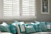 Shutters / by Smith & Noble