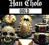 Han Cholo - Gold / Men and Women's Gold Jewelry & Accessories