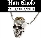 Skulls, Skulls, Skulls / Skull Inspiration! Get inspired by one of our main inspirations.