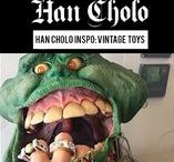 Han Cholo Inspiration: Vintage Toys / Vintage Toys are a part of Han Cholo daily inspiration.
