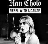 Rebel with a Cause / Lifestyle Inspiration