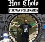 Star Wars Celebration + Comic Con / Check us out at Comic Con! C2E2 Comic Con Chicago / Designer Con Pasadena / Comikaze Los Angeles / Star Wars Celebration 2015 Anaheim Convention Center.