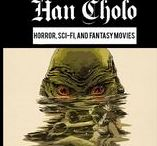 Horror, Sci-fi, & Fantasy Movies / All the great Horror Sci-Fi, Fantasy and Cult Classic Films all rolled into one Board