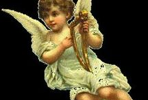 Angels Among Us / Images of Heavenly Angels