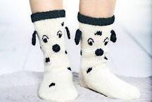 Hyvää neulottavaa / Hush, I´m knitting / #knitting #patterns