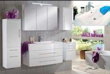 Frische Ideen für's Bad! / Spiegelschränke, Badematten, Regale und vieles mehr findet ihr auf unserer Badezimmer-Pinnwand.