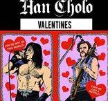 Han Cholo x Valentine's day