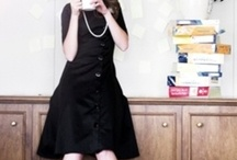 Little Black Dresses (For Work) / A girl can never have too many LBDs... right?? / by I am UNABASHED