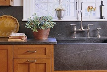 Kitchen Soapstone Countertops / by Dryad