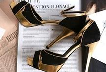 Heels. . .so many lovely heels. / by Carrie Pettit